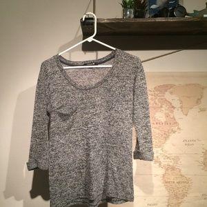 Lightweight 3/4 Sleeve Sweater